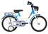 Vermont Kapitän Barnscykel 16 tums blå/vit